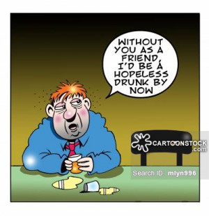 drinking alone cartoons, drinking alone cartoon, funny, drinking alone ...
