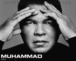 ... Muhammad Ali (1942- ) Read more: Famous African American Quotations