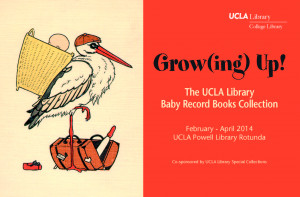 Quotes About Babies Growing Up Growing up! the ucla library