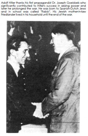 Joseph Goebbels Propaganda Quotes Joseph goebbels