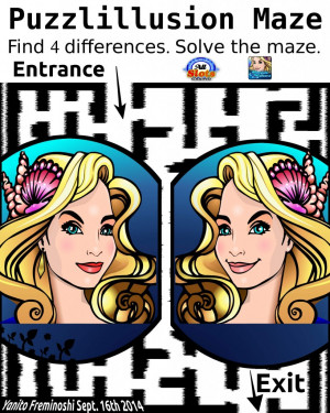 Click to view MAZE SOLUTION | Mermaid Millions Maze Puzzlillusion