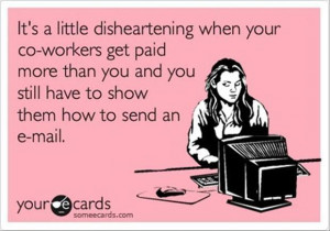 funny co worker quotes
