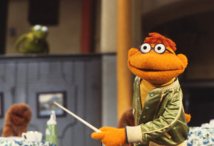 Scooter, The Muppet Show : Episode 403