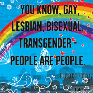 LGBT Inspirational Quotes