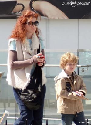 Roman Walker Zelman Debra Messings Son