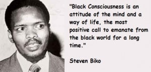 Biko was arrested many times for his anti-apartheid work and, on ...