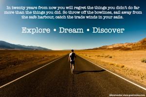 ... - Explore Quotes -Explorer Quote - Travel - Exploration - Exploring
