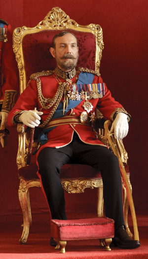 Quotes by King George V