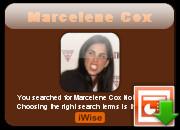 Marcelene Cox Children quotes