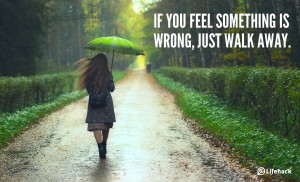 30sec: What Should You Do if You Feel Something is Wrong?