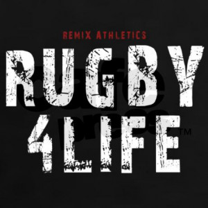 rugby_4life_sports_quote_womens_dark_tshirt.jpg?color=Black&height=460 ...