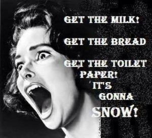 snow storm quotes funny | snowstorm panic | Humor & Quotes