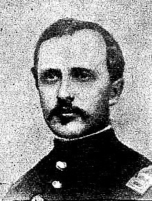 Cerro Gordo County Biography ~ Capt. Henry Irving Smith