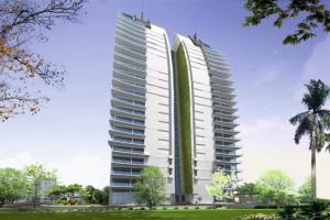 High-Rise Luxury Apartment