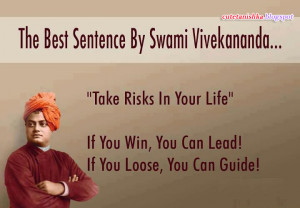The Best Sentence By Swami Vivekanand | Beautiful Life Quotes By Swami ...