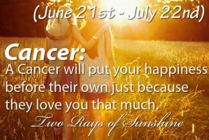 zodiac cancer quotes | cancer, astrology, zodiac, happy, happiness ...