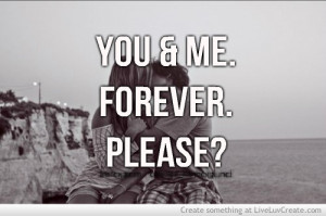 couples, cute, love, pretty, quote, quotes, you me