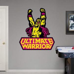 WWE Ultimate Warrior Logo