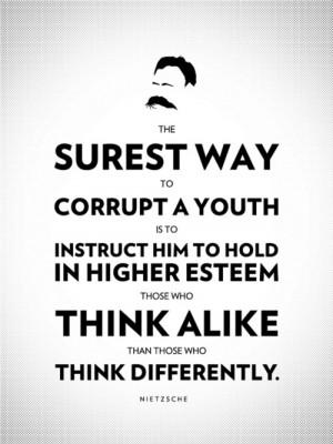 Poster Quote : Friedrich Nietzsche