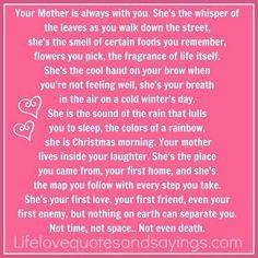 My hero my Mom!!!