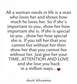 all-a-woman-needs-in-life-is-a-man-who-loves-her-and-shows-how-much-he ...