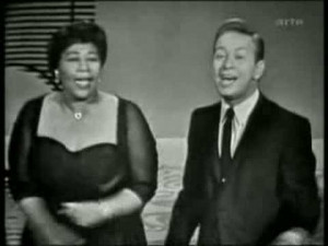 Mel Torme & Ella Fitzgerald / the scatting king & queen!