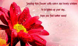 Get Well Soon Picture Quotes