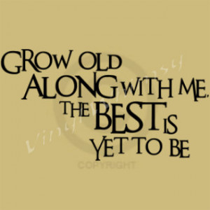 Growing Old Friends Quotes