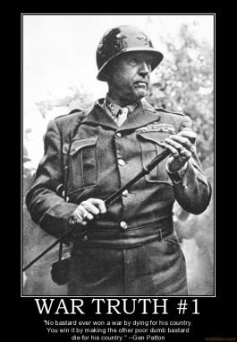 Motivational Quotes Patton Quotesgram