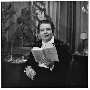 Marguerite Yourcenar Pictures