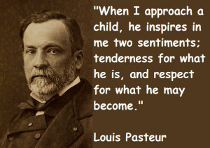 fortune favors only the prepared mind louis pasteur this quote