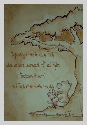 twixiebug.deviantart.comWinnie the Pooh and Piglet by
