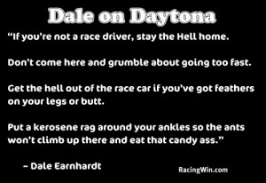 Dale's Daytona Quote