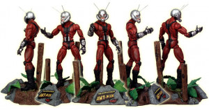 Thread: custom ANT-MAN by darthleon