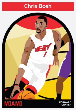 Chris Bosh, Miami Heat