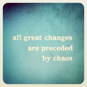 blue, change, changing, changing process, chaos, deepak chopra, great ...