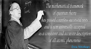 Erwin Schrodinger Atomic Theory Erwin schrodinger