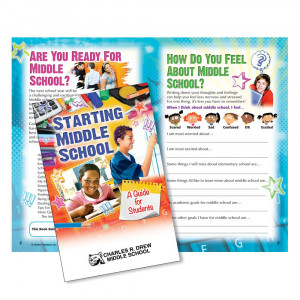 Home Starting Middle School Guidebook For Students