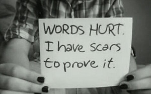 ... pretty, quote, quotes, scars, selfharm, stay strong, words, words hurt