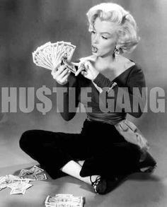 monroe hustle gang more hustle gang dope boss lady quote quotes ...