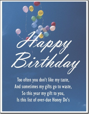 Funny Happy Birthday Wishes Quotes For Friends For Men Form Sister For ...