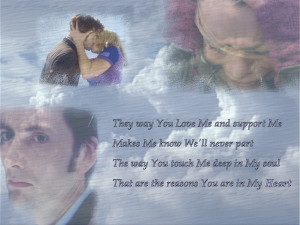 10th Doctor Sad Quotes Doctor who wallpaper by