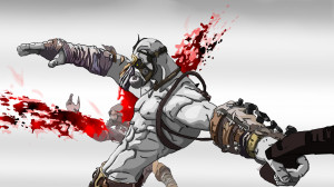Borderlands 2 Krieg Psycho by sharrm