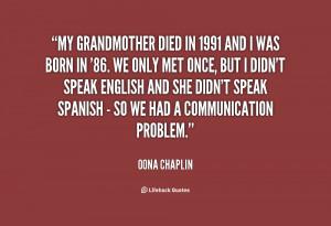 Grandmother Grandma Quotes