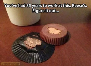 Figure it out Reese's!