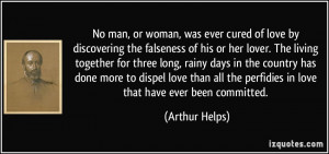 Arthur Helps Quotes