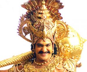 Jr NTR suits 'DVSK' or 'Ramudu-Bheemudu'?