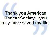The American Cancer Society was founded at the New York Harvard Club