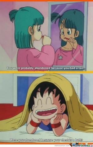 Goku Got Jokes