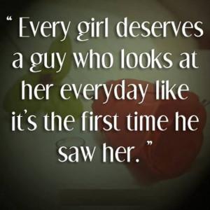 Every Girl Deserves A Guy